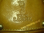 Young CAMEL genuine leather bag - pic 2
