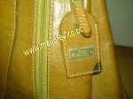 Young CAMEL genuine leather bag - pic 4