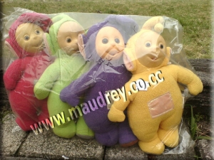 Teletubbies-set