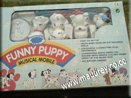 Funny Puppy Musical