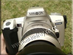 Minolta Dynax 404 Si - pic 3